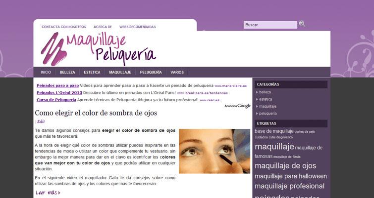 Maquillaje-y-Peluquería